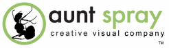 Aunt Spray creative visual company